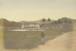 Clubhouse, Kandy.